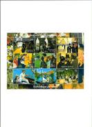 TCHAD - Tableaux- LE MOUVEMENT IMPRESSIONISTE EN FRANCE,neuf,XXL