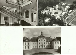 Stockay Saint Georges Chateau De Warfusee ( Lot De 3 Cp ) - Saint-Georges-sur-Meuse