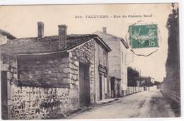 Rhône - Taluyers - Rue Du Chemin Neuf - Autres Communes