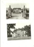 Les Waleffes Chateau De Waleffe ( Lot De 2 Cartes Postales ) - Faimes