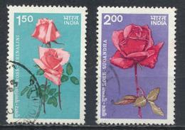 °°° INDIA - Y&T N°824/25 - 1984 °°° - India