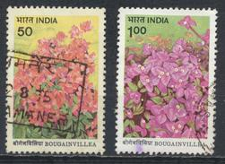 °°° INDIA - Y&T N°838/39 - 1985 °°° - India