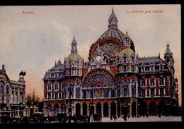 ANTWERPEN _ANVERS. La Nouvelle Gare Centrale - Antwerpen