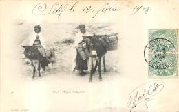 SETIF TYPES INDIGENES 1903 - Setif