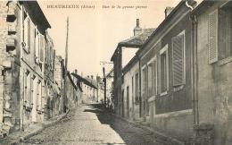 BEAURIEUX  RUE DE LA GROSSE PIERRE - France