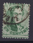 N° 13  Retouche Format ETROIT  Signe John Brys - 1863-1864 Médaillons (13/16)
