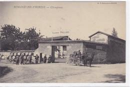 Seine Et Marne - Romanèche-Thorins - Champveau - Sonstige Gemeinden