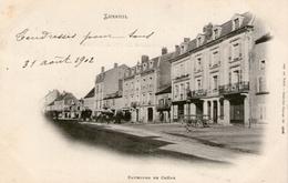 (FC) CPA Precurseur Luxeuil Les Bains  Faubourg De Chene 1902  (bon Etat) - Luxeuil Les Bains