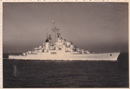 "MARINE NATIONALE CROISEUR ANTIAERIEN "" COLBERT ""   ACHAT IMMEDIAT - Warships"
