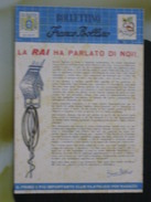 Z5 ITALIA RIVISTA FRANCO BOLLINO CLUB X RAGAZZI BOLLETTINO - 1960 N. 2 RAI TV  SCHERMA  BOTTEGO SICILIA LINCE CCCP - Italiane (dal 1941)