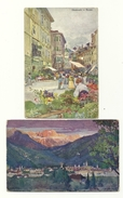 2 AK Bozen - Kunstkarten - Um 1905 - Nicht Gelaufen - Bolzano (Bozen)