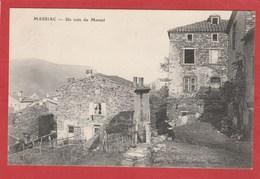 CPA: Cantal - Massiac - Un Coin Du Montel - France