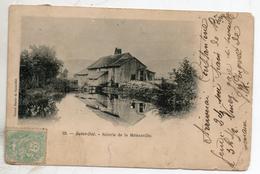 88. Saint Dié. Scierie De La Ménantille - Saint Die