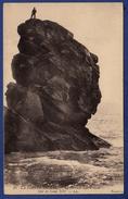 29 CLEDEN-CAP-SIZUN La Baie Des Trépassés, Le Menhir Appelé Aussi Tête De Louis XVI - Animée - Cléden-Cap-Sizun