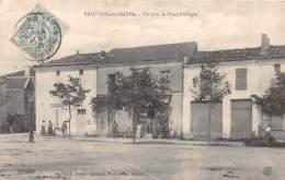 17 - CHARENTE MARITIME / Beauvais Sur Matha - Un Coin De La Place Publique - Altri Comuni
