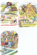 TABLE TENNIS-PING PONG-TISCHTENNIS-TENNIS DE TABLE-TENNIS TAVOLO, Norway, 1996, Special Stamp + Postmark!