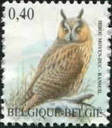 COB 3737 (o) / Yvert Et Tellier N° 3706 (o) - 1985-.. Birds (Buzin)