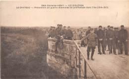 17 - CHARENTE MARITIME - Ile D' Oléron / Le Chateau - Prisonniers De Guerre Allemands - Ile D'Oléron