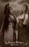 La Sainte-Alliance 1914-15 - Patriotic
