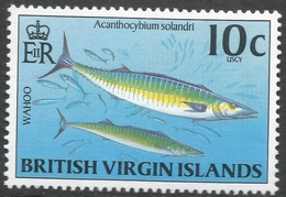 British Virgin Islands. 1997 Game Fishes. 10c MNH. SG 944 - British Virgin Islands