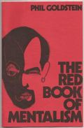 The Red Book Of Mentalism (prestidigitation, Mentalisme) - Culture