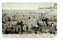 Ostende - La Plage (1907) - Oostende