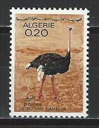 Algerien Mi 480 ** MNH Struthio Camelus