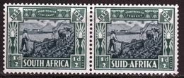 South Africa Voortrekker Centenary Memorial Fund 1938. - Stamps