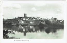 CPSM  - PORTUGAL - SABUGAL - Rio Côa - - Guarda