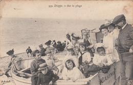 76 - DIEPPE - Sur La Plage - Dieppe