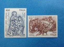 1998 ITALIA FRANCOBOLLI NUOVI STAMPS NEW MNH** - NATALE - - 1991-00:  Nuovi