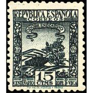 ES690STV-LTV***690STAN.Spain.Esgane.PERSONAJES,ESCRITORES.LOPE DE VEGA. 1935 (Ed 690**) - 1931-Hoy: 2ª República - ... Juan Carlos I