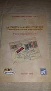 2scans TARIFFE POSTALI IN FILATELIA TEMATICA Guglielminetti Quaderni Del CIFT - B/W Book 36 Pages In 19 Photocopies - Tematica