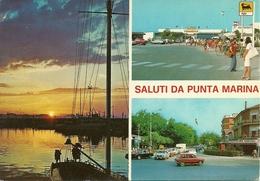 Punta Marina Di Ravenna (Emilia Romagna) Vedute E Scorci Panoramici - Ravenna