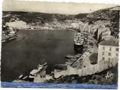 BONIFACIO (Corse) Vue Generale De La Marine Bateaux