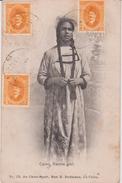 LB 1 : Egypte : Cairo , Native  Girl  , Au  Carto  Sport  , Le  Caire - Egypt