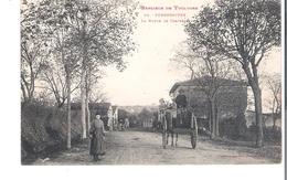 D 31 FONSEGRIVES  QUINT  La Route De Castres   (Rare) - France