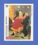 FRANCE 3482 NEUF ** FERNANDO BOTERO - France
