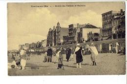 38598 KNOKKE - KNOCKE SUR MER - Hotels Des Nations Et Majestic - Knokke