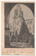 85 - Luçon - La Tour Du Clocher De La Cathédrale - Vue Prise Sous Les Cloîtres - Robuchon 266 - Lucon