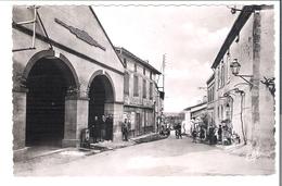 D 31   LOUBENS   La Halle Et La Grand'rue - France