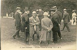 LES  COURSES -- DERNIERS  ORDRES  AU  JOCKEY - Chantilly