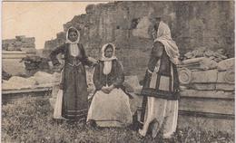 LB 1 : Gréce :  Costumes  Grecs ( Env. D ' Athènes- Athens ) - Griechenland