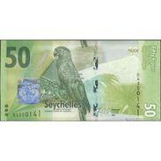 TWN - SEYCHELLES NEW - 50 Rupees 2016 Prefix BA UNC - Seychelles
