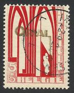 Belgium,  5 + 5 C. 1928, Sc # B69, Mi # 235, Used - Belgium