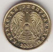 @Y@    Kazachstan   5 Tenge  2005     (4596) - Kazachstan