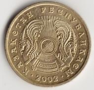 @Y@    Kazachstan   5 Tenge  2002    (4605) - Kazachstan