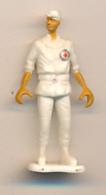 Figurine : Infirmier De La Croix-Rouge (2 Scans) - Figurines