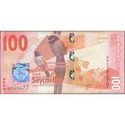 TWN - SEYCHELLES NEW - 100 Rupees 2016 Prefix BB UNC - Seychelles