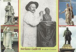 Cento, Ferrara, San Marino, 11.9.2005, Stefano Galletti Scultore Centese. - Ferrara